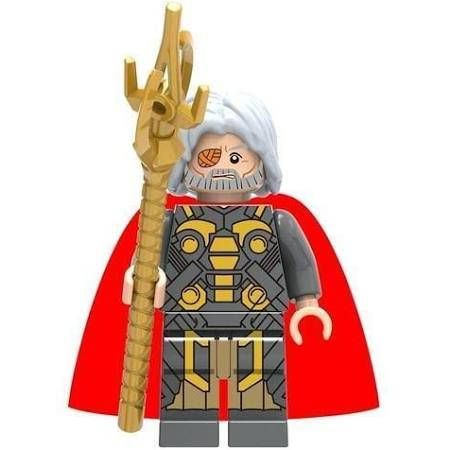 Excited to share the latest addition to my #etsy shop: Marvel: Odin http://etsy.me/2C6j8bG #toys #odin #thor #marvel #lego #legothor #legoodin #legomarvel #legoguy