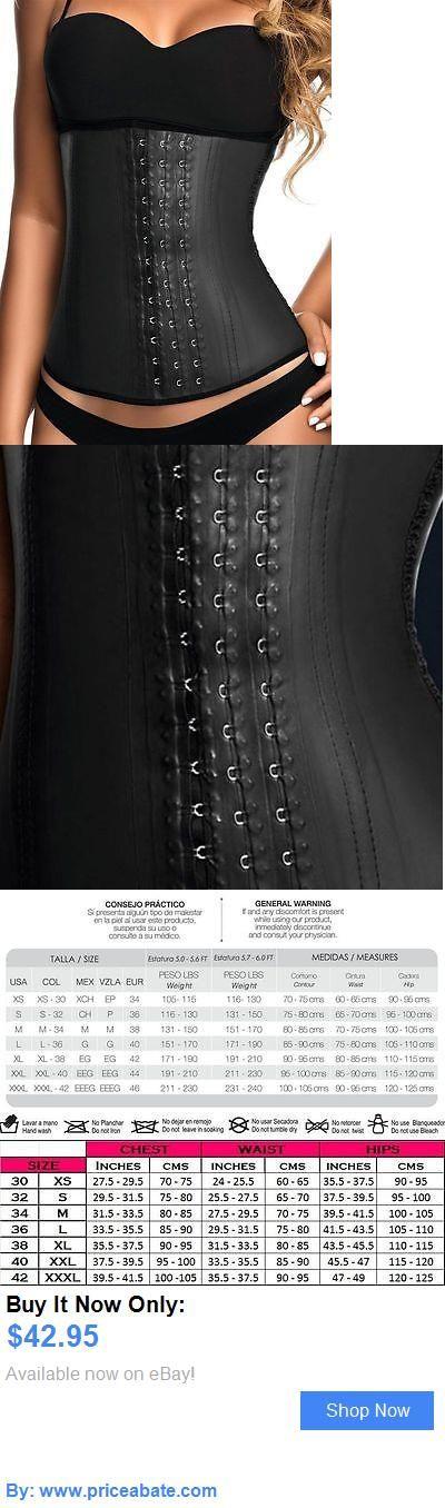 Women Shapewear: Ann Chery 2021 3 Hooks Latex Waist Cincher Corset Shapewear / Faja Colombiana BUY IT NOW ONLY: $42.95 #priceabateWomenShapewear OR #priceabate