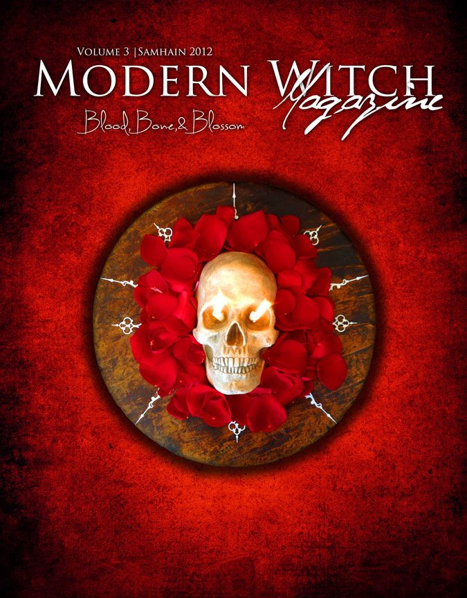 Modern Witch Magazine download a free issue beWITCHed