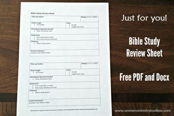 1000+ images about Free Printables for Women's Ministry on ...