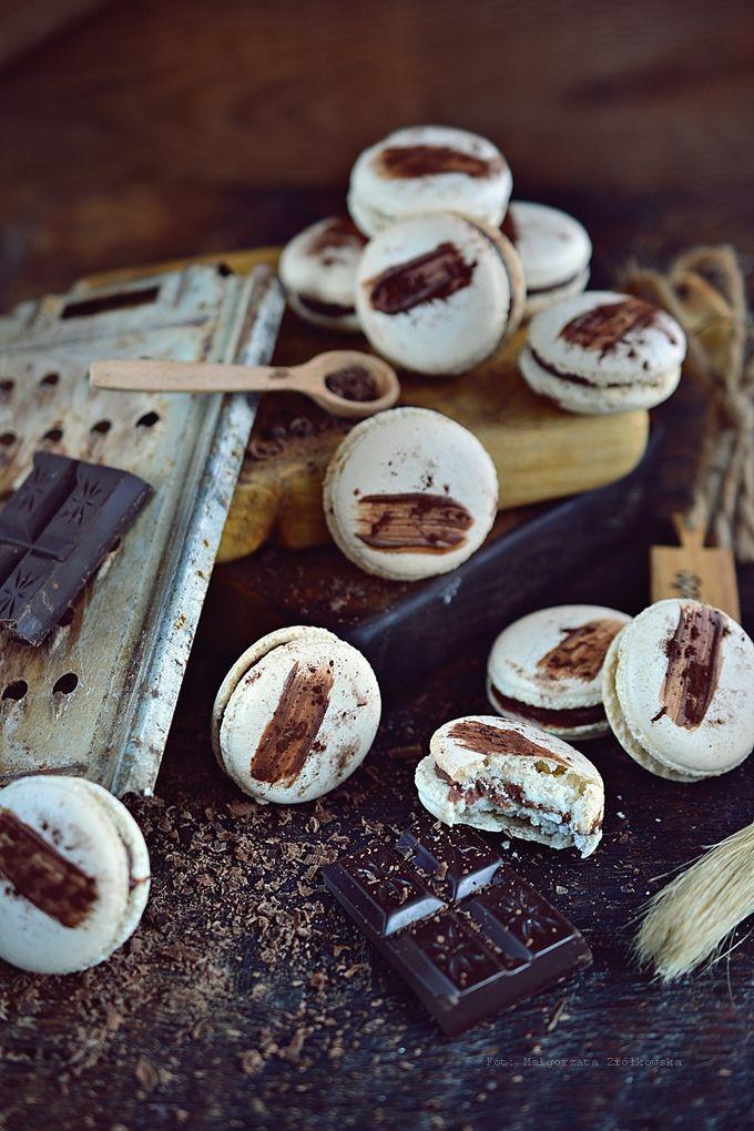 i znowu...masło sezamowe od Primavika :-) jest niesamowicie smaczne bez względu do czego się go użyje! Dziś makaronikowa uczta z pyszną kawą...