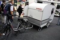 Caravan for Electric Bikes #caravan #bike