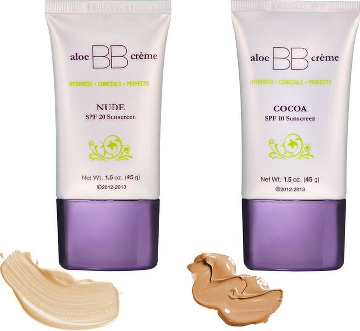 New BB Creme - Easy to choose the shade that suits you. Easy to apply