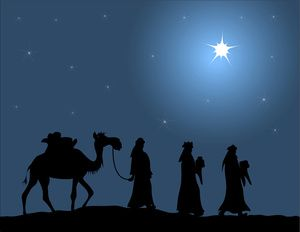 "Every Christmas give children three gifts: one ""gold"" gift, the big item they are longing for; one ""myrrh"" gift, which is for their body, such as clothing; and one ""frankincense"" gift, for their spiritual growth.    Just think how often this reasoning will come up for discussion with your children. And how you will get to share the Christmas story. Tell of the wise men searching for the new born king. How they followed the star, found him and gave him those three gifts. - interesting idea"