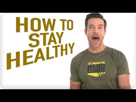 Accelerated Series: CORE WORKOUT | Tony Horton Fitness - YouTube
