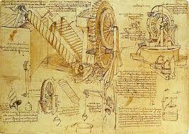 Resultado de imagen de leonardo da vinci inventos