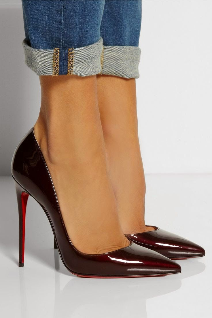 Leslie Christen | Fashion Stylist: The Secret to Wearing High Heels Without Pain