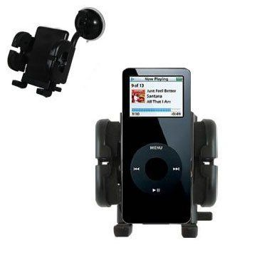 DURAGADGET 3 In 1 Car Mount / Holder / Cradle For Apple iPod Nano (All Gen's) Phone - Vent Mount, Windscreen Suction Mount, Dash Disc & Car Charger - Life Time Warranty by DURAGADGET. $13.99. DURAGADGET Car Vent Mount allows you clear visibility and finger tip access to your device in an attractive; streamlined package. Both vent and windscreen mounts are included to give you plenty of choice over where/how to mount your gadget and ensure its never too far away and easy to se...