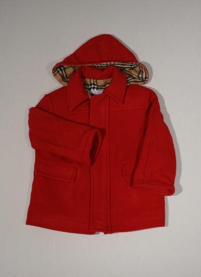 Abrigo con capucha desmontable | Tiruleta