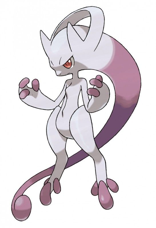 I got bad news (or at least for me) Mewthree might be the replacement for Lucario in Super Smash Bros 4. There goes all my hopes and dreams of having my second favorite SSBB character (and favorite Pokemon) returning to another game. Congradulations, the Melee fanboys won and I have lost yet another battle.