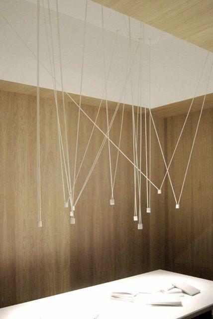 Designed by Jordi Vilardell & Meritxell Vidal for Vibia   jebiga   #lights