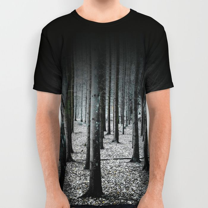 Coma forest All Over Print Shirt