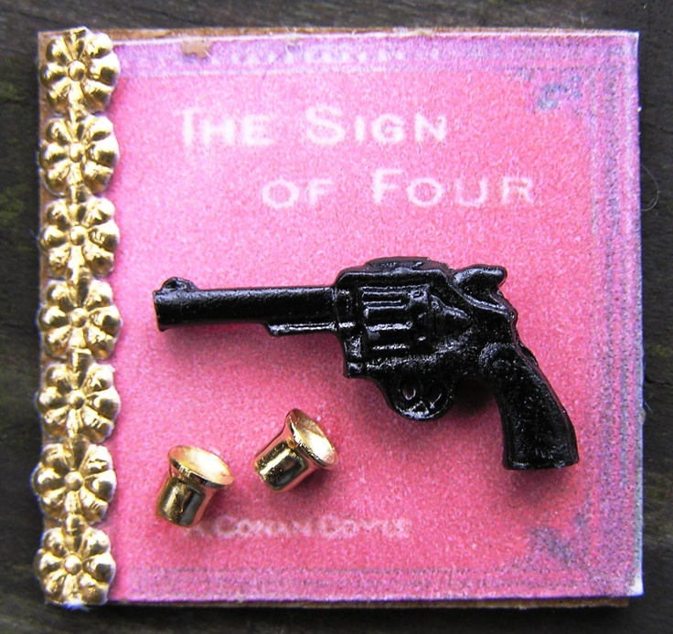 Sherlock H - Sign of Four
