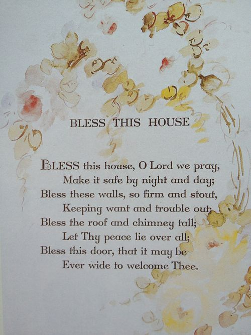 17 Best Images About House Blessing On Pinterest Folk