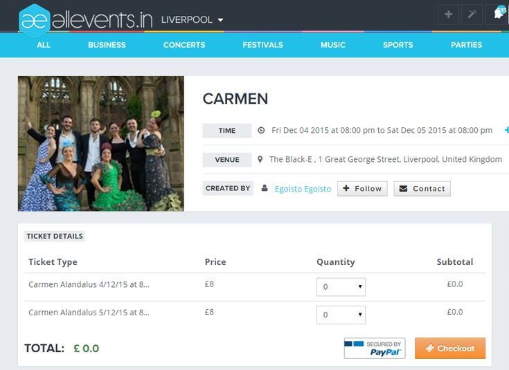How to setup online ticketing for your event and collect the payments instantly?