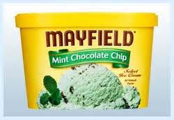 mayfield ice cream mint chocolate chip - Bing Images Another favorite.