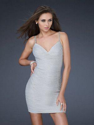 48 best Abendkleider images on Pinterest   Homecoming dresses ...