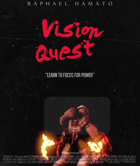 TMNT Character movie posters: → Vision Quest > Raphael ...