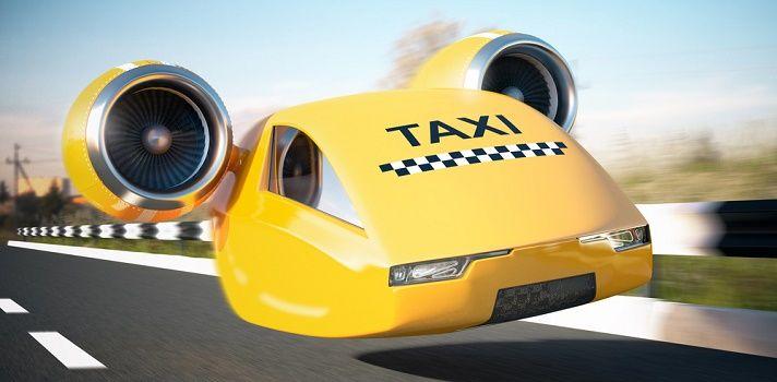 coches-voladores Easy Taxi busca el mejor prototipo de taxi volador a través de un concurso