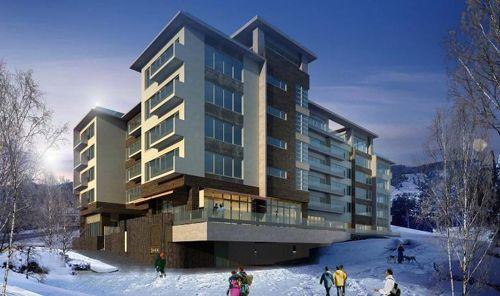 四季ニセコ【楽天トラベル】ひらふビレッジの中心 四季ニセコは、ひらふビレッジの中心に位置し、レストランや 各種アクティビティへのアクセスも抜群