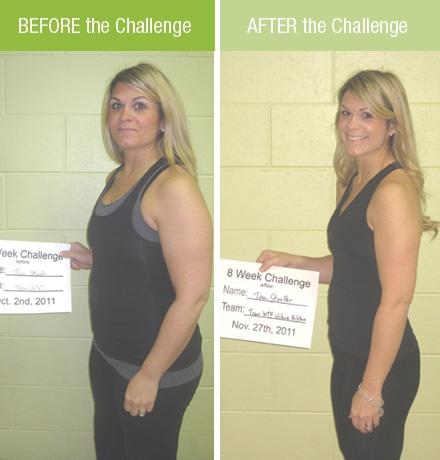 8 Week Challenge -  Congratulations another challenge success! Next 8 week challenge starts june 10th!