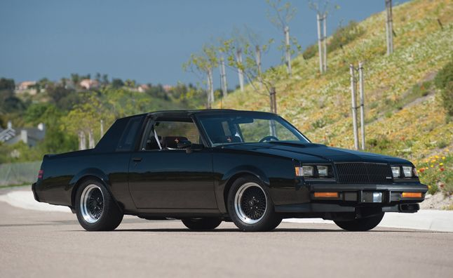 Buick Grand National, GNX to Return on Cadillac ATS Platform. For more, click http://www.autoguide.com/auto-news/2012/11/buick-grand-national-gnx-to-return-on-cadillac-ats-platform.html