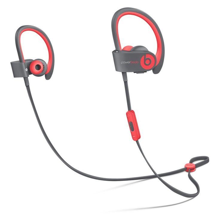 Beats Powerbeats2 Wireless In-Ear Headphones Red