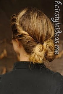 ♥.: Wedding Hair, French Twists, Long Hair, Hairstyle, Messy Buns, Hair Style, Twists Braids, Braids Hair, Low Buns