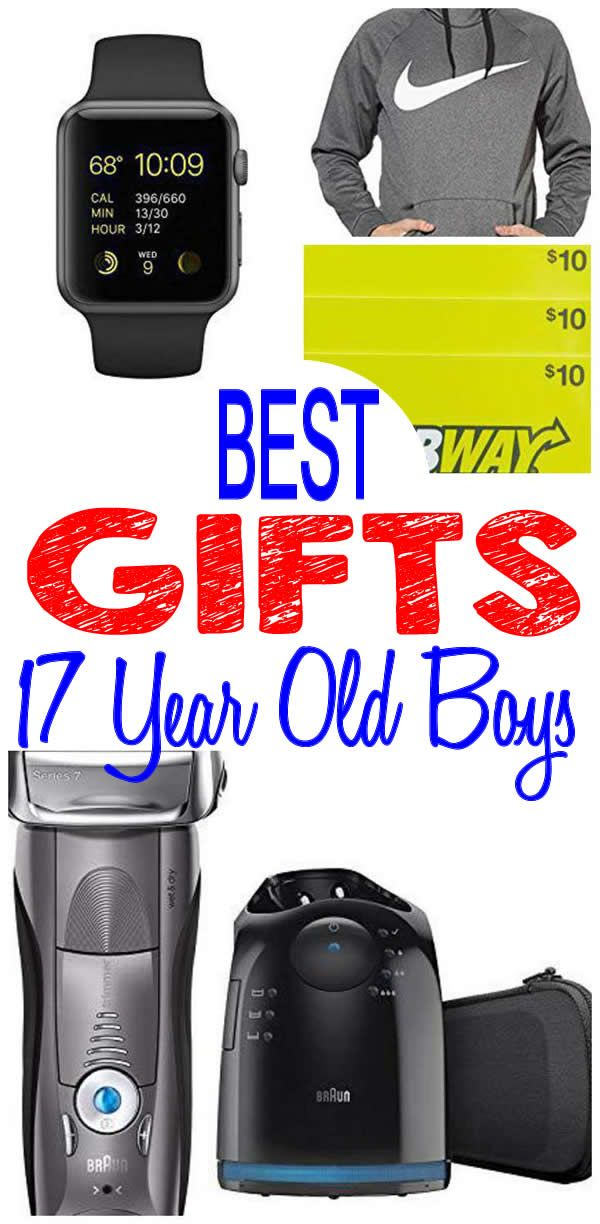 BEST 17 Year Old Boys Gifts To Put Under The Tree This Cool Trendy Popular Presents Perfect For Also Make Great Birthday