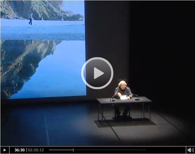 Abécédaire pour Gilles Deleuze   Centre Pompidou 2005