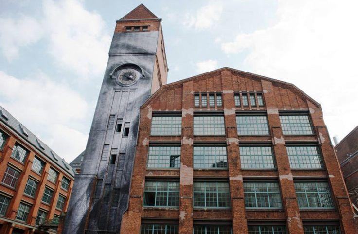 Seni Jalanan Lukisan Mural di Kota Berlin, Jerman 3