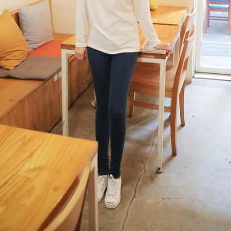 Womens Clothing Store [VANILLAMINT] Skype napping High Skinny / Size : 25-30 / Price : 31.02 USD #korea #fashion #style #fashionshop #apperal #koreashop #ootd #vanillamint #bottom #pants #jeans #skinny #dailypants #dailyfashion #koreafashion #lovely