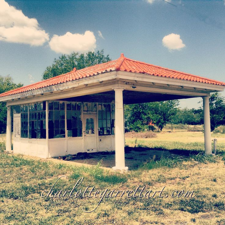 Abandoned Places Of Texas: 17+ Images About Old Gas Stations On Pinterest