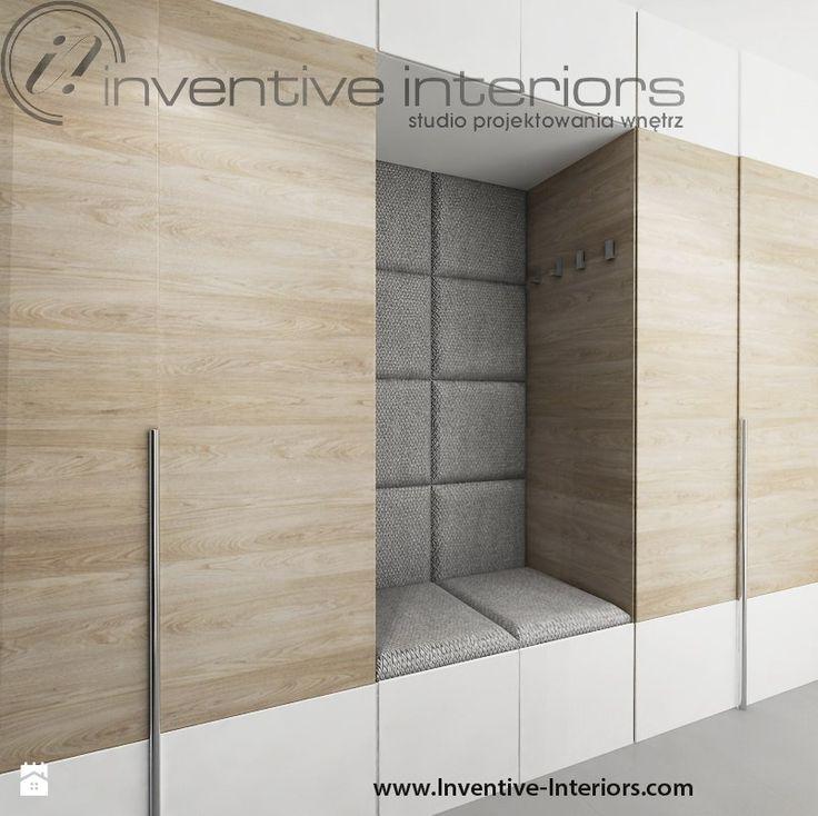 Inventive Interiors - zdjęcie od Inventive Interiors - Hol / Przedpokój - Styl Nowoczesny - Inventive Interiors