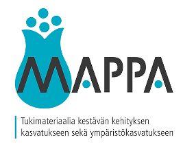 MAPPA - Tukimateriaalia kestävän kehityksen kasvatukseen sekä ympäristökasvatukseen