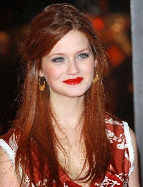 English actress redhead