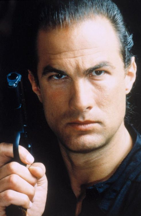 Steven Seagal, Above the Law (1988)