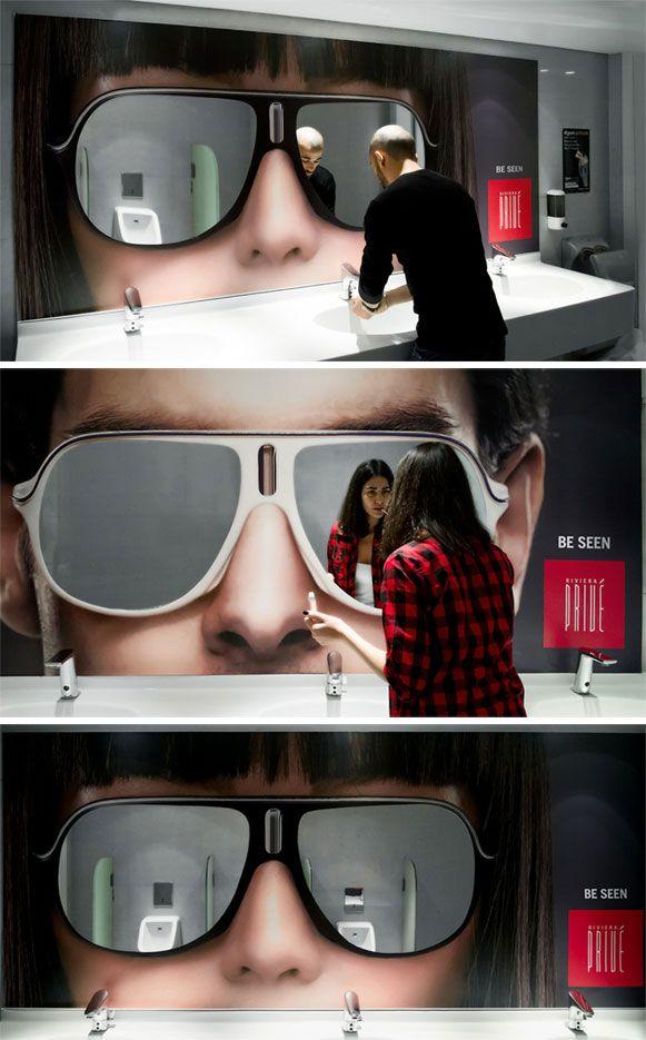 Bem Legaus!: Óculos espelhados