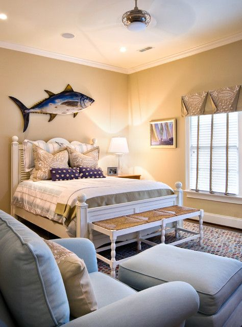 Perfect 16 Beach Style Bedroom Decorating Ideas Part 30