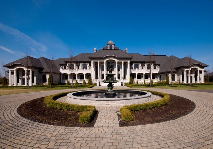 Canadian mansion dream homes pinterest mansions for Dream homes canada