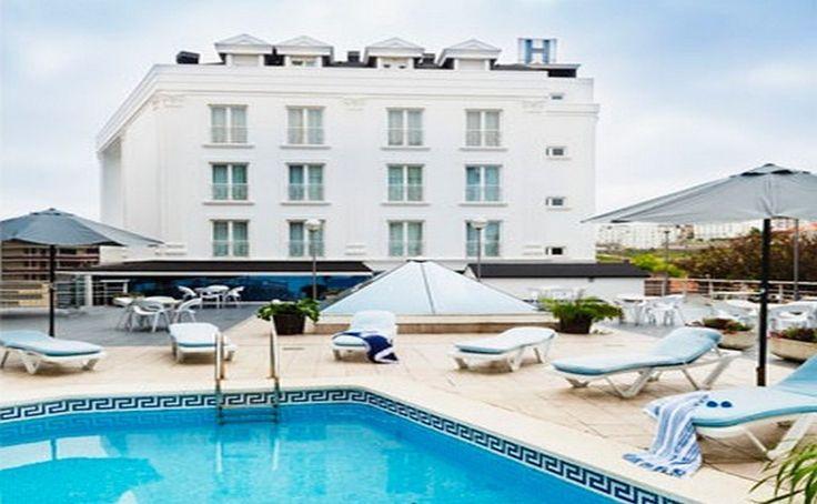 El Hotel Mar Azul Y Surf Se Encuentra En La Zona De La Playa De Suances (Cantabria), Situado Al Lado De La Playa De La Concha Y la Playa De Los Locos.