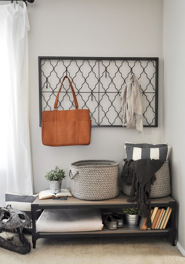25 best ideas about small entryway tables on pinterest for Large wall art for foyer
