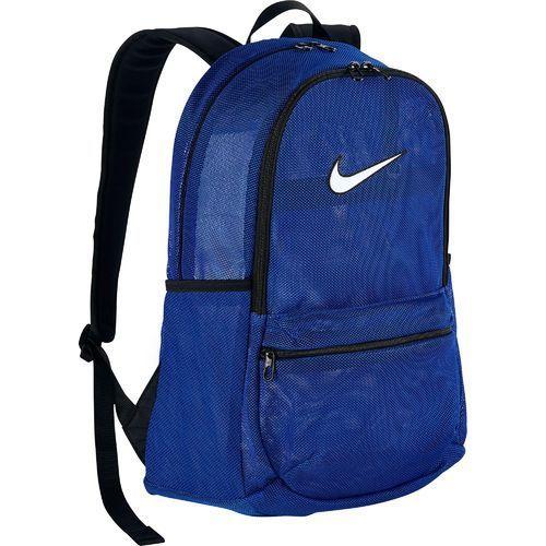 Nike Brasilia Mesh Backpack Blue Bright - Backpacks at Academy Sports