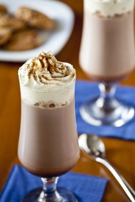 Chocolate Pudding Shake Great for a midday or even an after dinner snack. You only need a few simple ingredients that are easy to find.