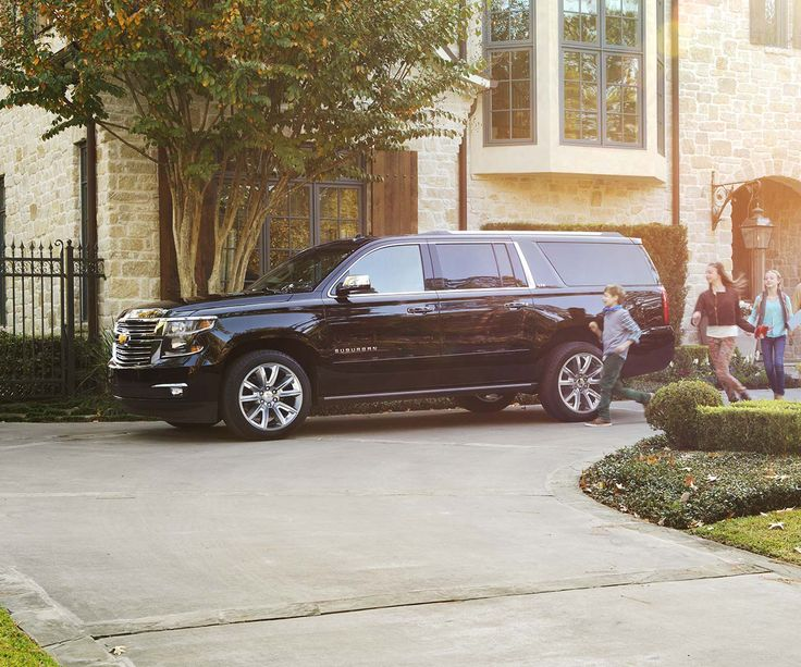 2017 Chevy Suburban SUV Premier, LT and LS Trims With Price Range