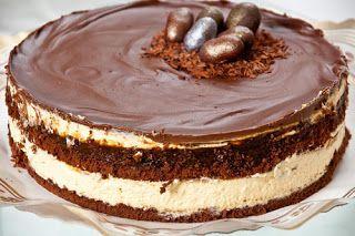Recheio Mania: Sobremesa especial: Torta de Páscoa
