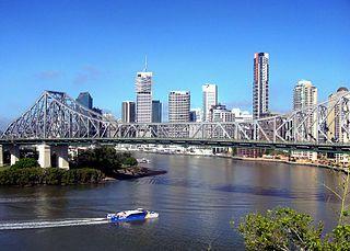 Brisbane River - Brisbane