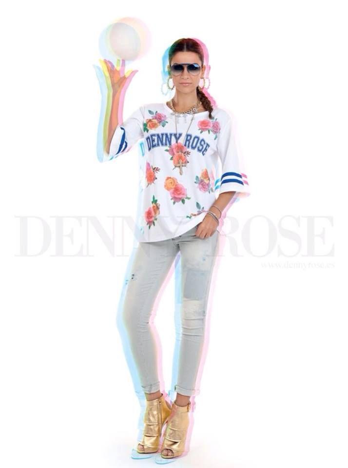 Denny Rose camiseta 2014