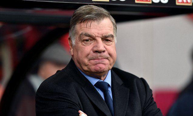 Sam Allardyce says it will take time to rebuild Everton