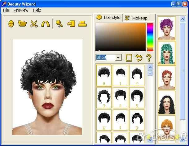 Hairstyles Tester